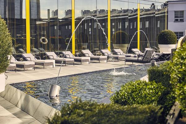 Hilton Tallinn Park Hotell