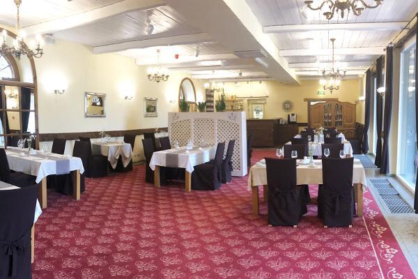 Restaurant Rosen at Mäetaguse Manor Hotel