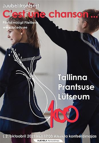 Tallinna Prantsuse Lütseum 100
