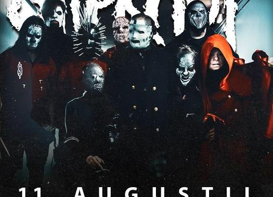 SLIPKNOT - We Are Not Your Kind Tour 2022
