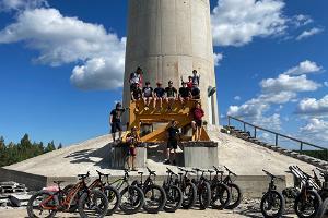 Läskipyörä- ja sähköläskipyörävuokraus ja retket Virossa