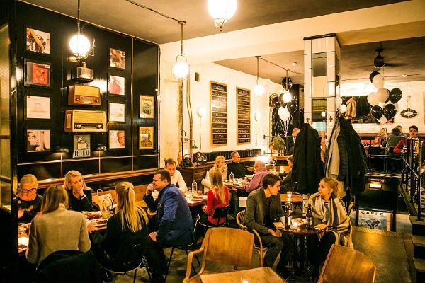 Frank - restaurang, bistrå och cocktail bar
