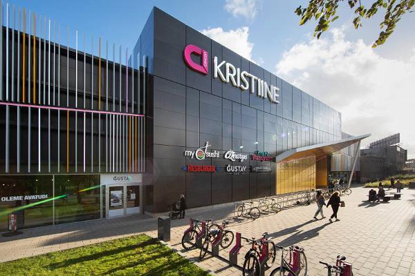 Einkaufszentrum Kristiine Keskus