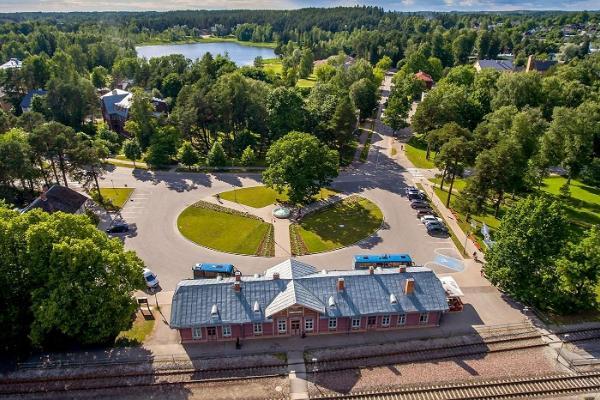 3 - Valga-Narva cykelväg
