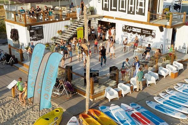 Das Surfzentrum Aloha – ein Ort zur Durchführung Ihrer Veranstaltungen