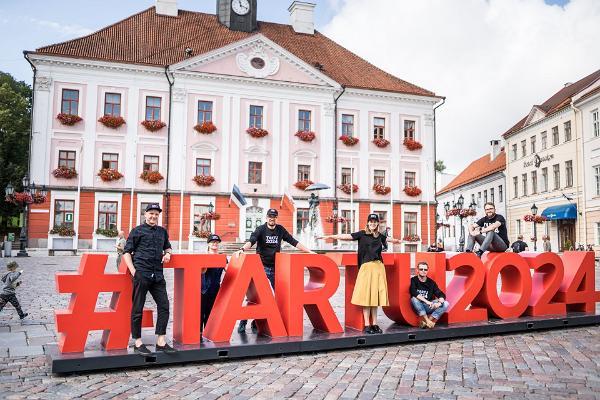 4 - Valga-Tallinn rattamatkatee: Kultuuripealinn Tartu
