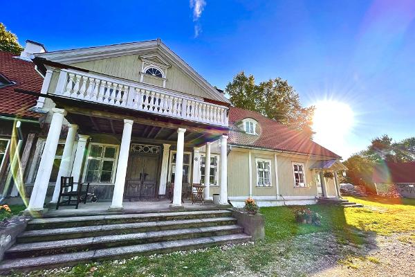 Varblan museo Uue-Varblan kartanossa