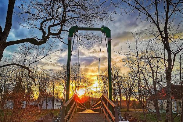 Audru muižas parks