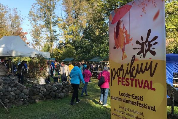 Porikuu Festival Loode-Eestis
