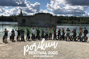 Porikuu Festival in Northwest Estonia