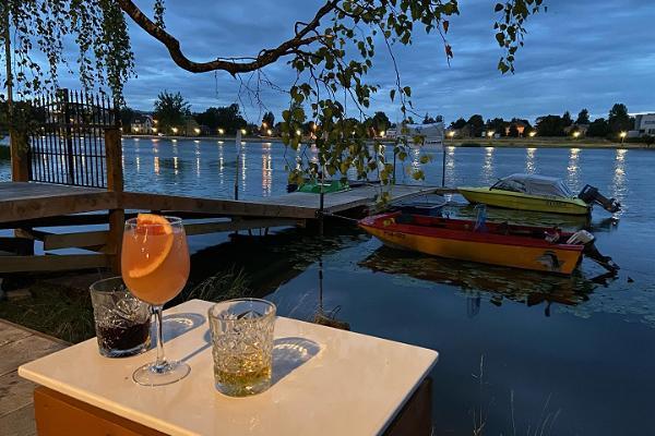Pärnu Kalatakso boat rental on the Pärnu River