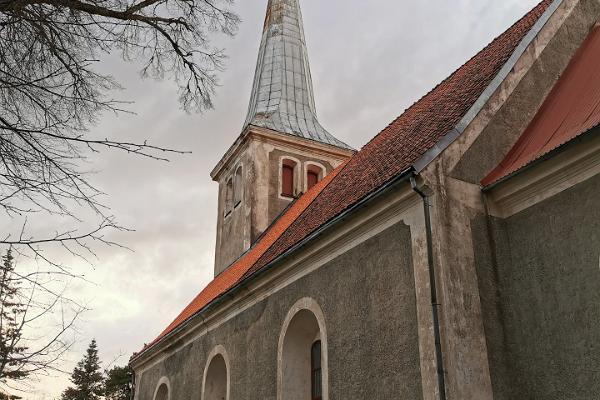 Audrun Pyhän Ristin luterilainen kirkko