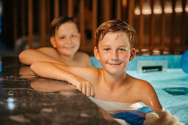 Hestia Hotel Haapsalu Spa bad- och bastuspa