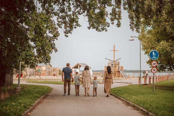 Näidistuur lastega peredele Läänemaal