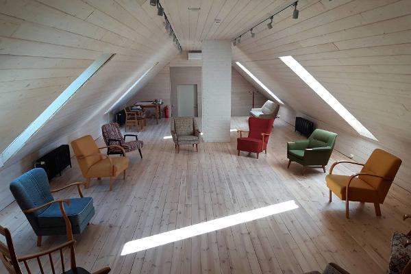 Tagametsa Loovusmaja seminariruumid