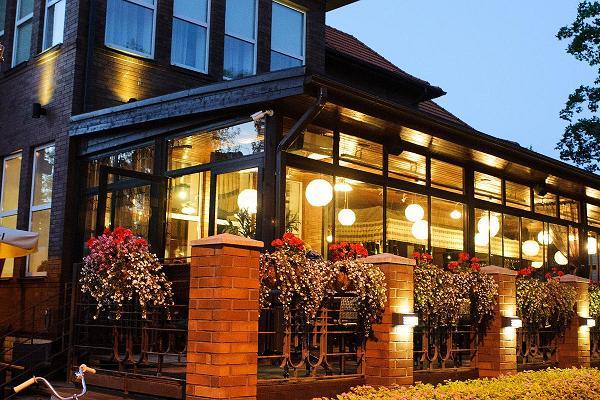 Villa Wessetin ravintola