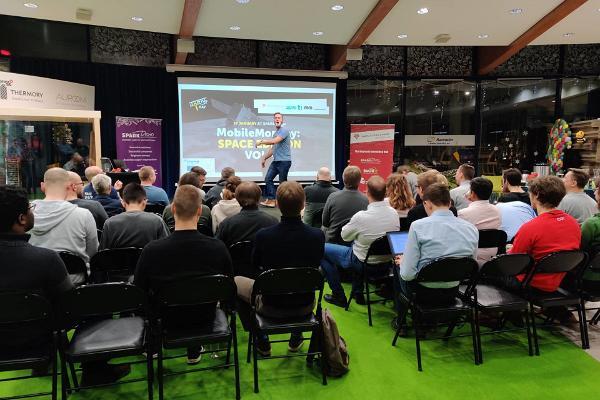 SPARK Demo – demo and event centre for entrepreneurship