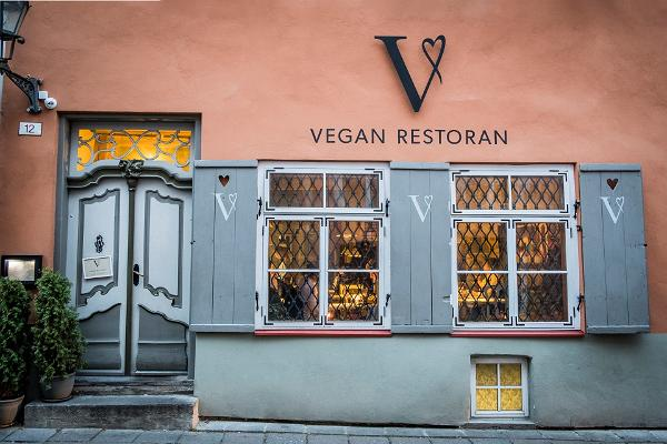 Vegan Restaurang V