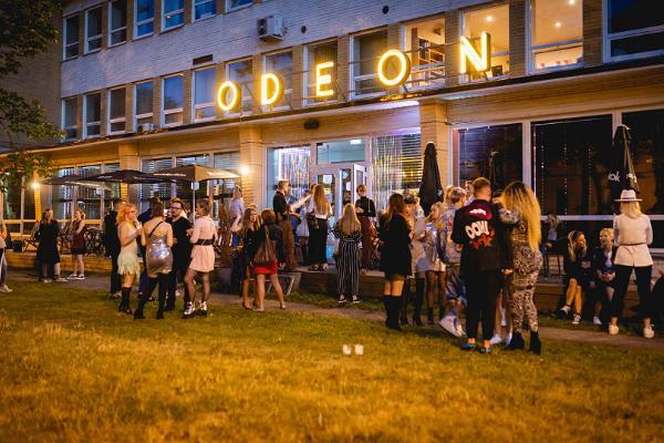 Бар Odeon
