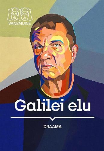 """Draama """"Galilei elu"""" plakat"""