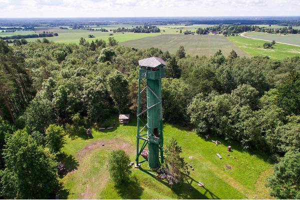 Emumegi un skatu tornis