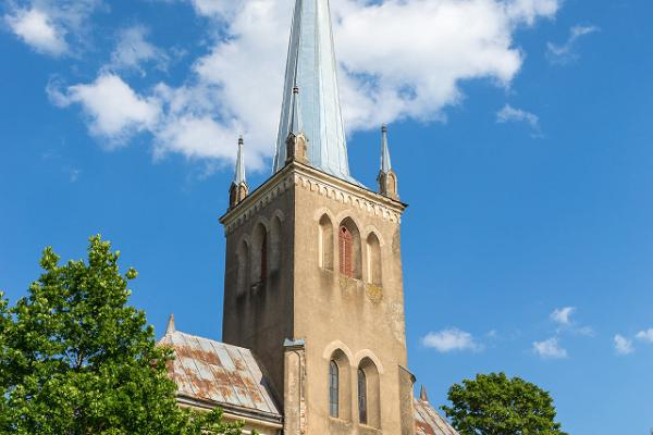 EELK Rõngu Mihkli kirik