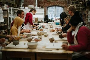 Keramik- und Glasstube in Olustvere