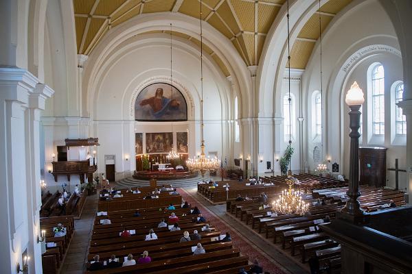 Karlskyrkan i Tallinn