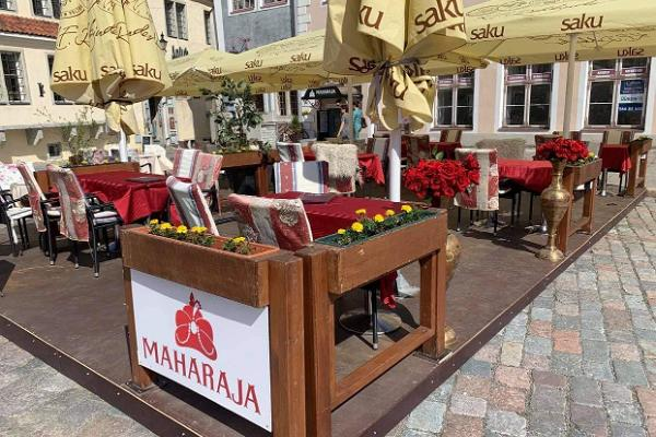 "Restorāns ""Maharaja"""