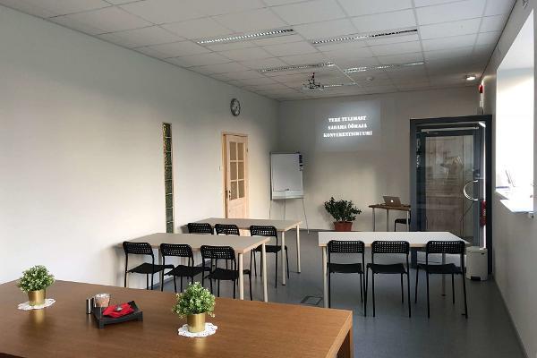 Kihnu Harbour Öömaja guesthouse, seminar room