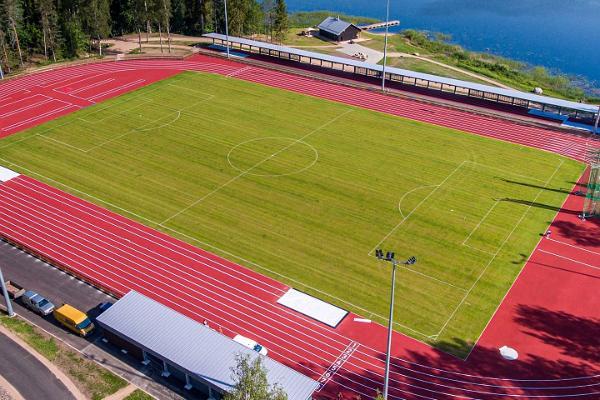 Käärikun urheilukeskuksen yleisurheilustadion