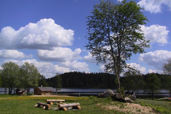 Käärikun urheilukeskuksen Kekkosen sauna