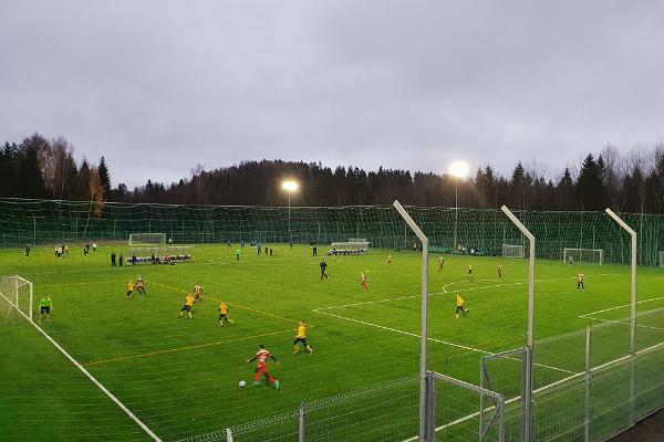 Käärikun urheilukeskuksen jalkapallon tekonurmistadion