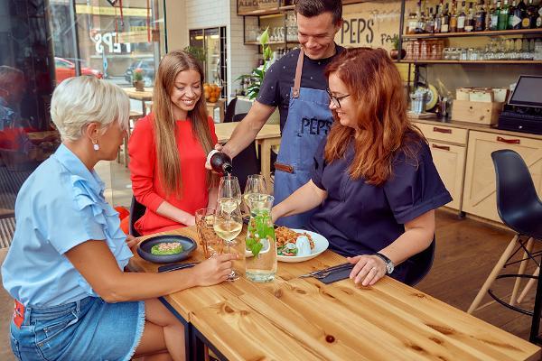 Vinrestaurangen Peps