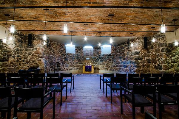 EELK Tartu Pauluse kiriku krüpt