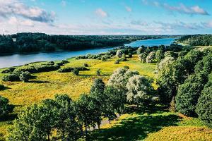 Motionsslingan runt Viljandi sjö