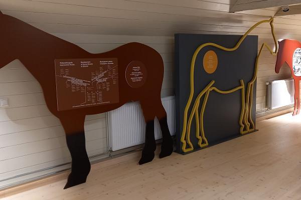 Tori Horse Breeding Farm Museum