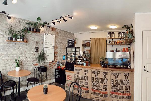 Veganes Café Lisanna