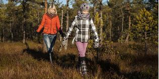 Autumn break in Estonia