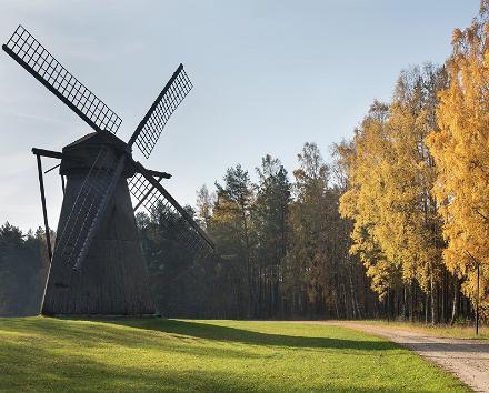 Estnisches Freilichtmuseum