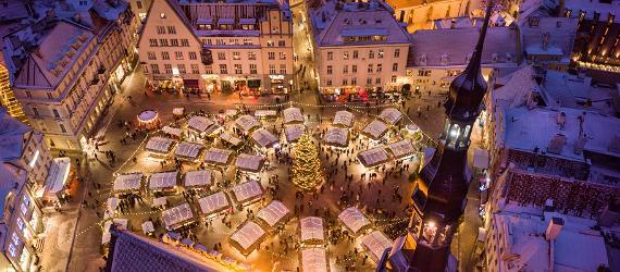 Joulut Virossa