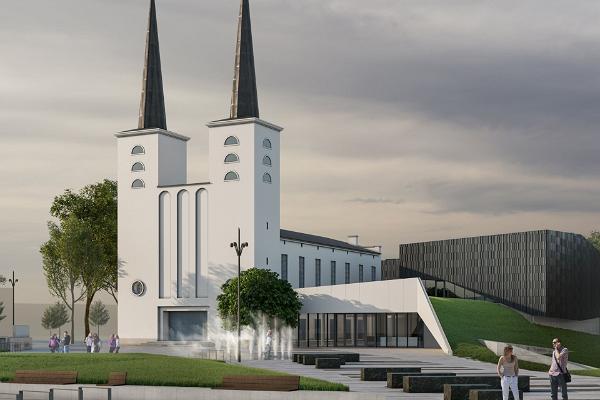 Paulus-Freiheitskirche in Rakvere
