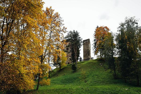 Gutshofpark in Vana-Vastseliina