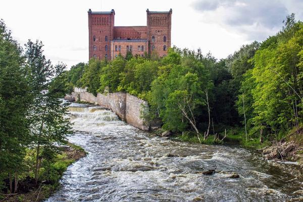 Narva vattenfall
