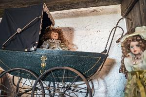 Stroller Museum in Käru