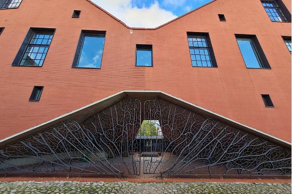 Tartu Universitātes Narvas koledžas ēka