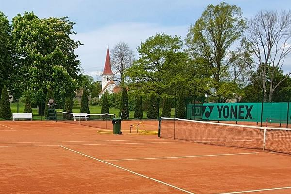 Haapsalu Krahviaia tennisekeskus