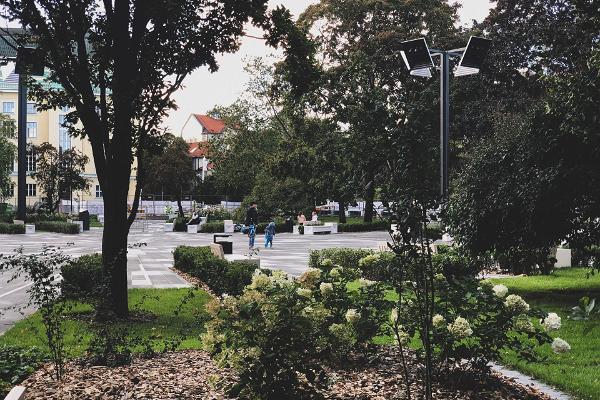 Der Tammsaare-Park