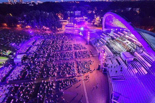 Tallinn Song Festival Grounds Visitor Centre
