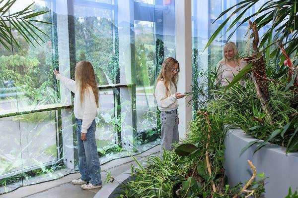 Ständige Ausstellung des Pernova Umweltbildungszentrums